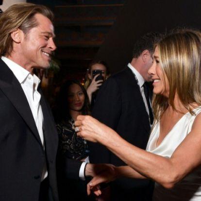 Ezt gondolja Jennifer Aniston és Brad Pitt az újrakezdésről