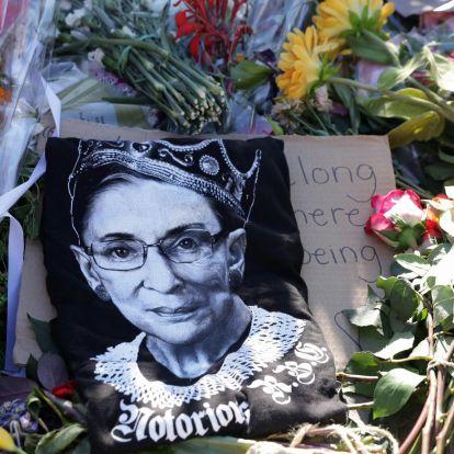 Trump nem biztos benne, hogy Ruth Bader Ginsburg tényleg azt kívánta volna halála előtt, mint amit a családja állít