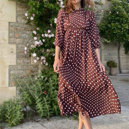 Alexa Chung Just Created the Perfect Modern Update On the Pretty Woman Dress