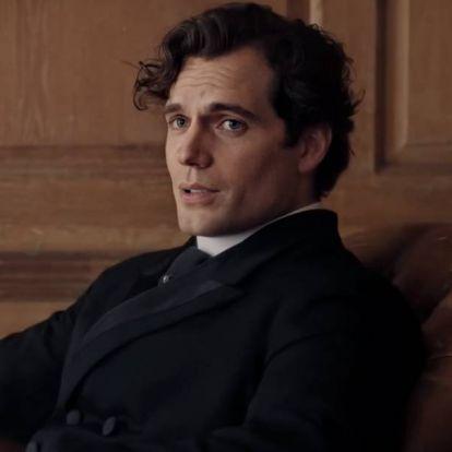 Henry Cavill merőben más Sherlock lesz az Enola Holmes-ban