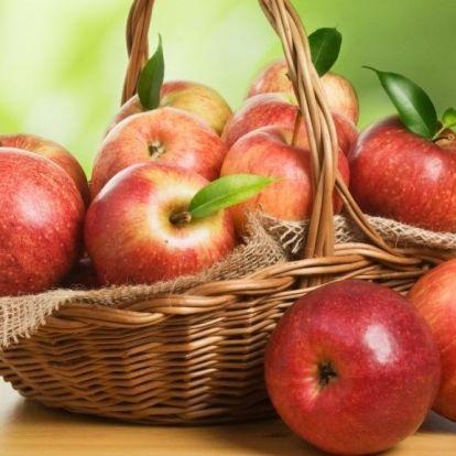 Ingyen van az alma a nógrádi Herencsényben