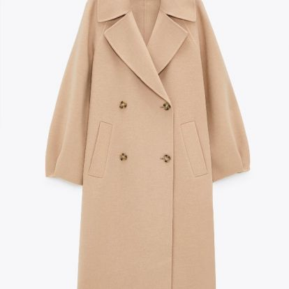 Zara just dropped an entire collection of 'it' coats from as little as £29.99