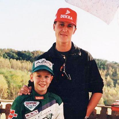 F1: Vettel unja, hogy Schumacherhez hasonlítják