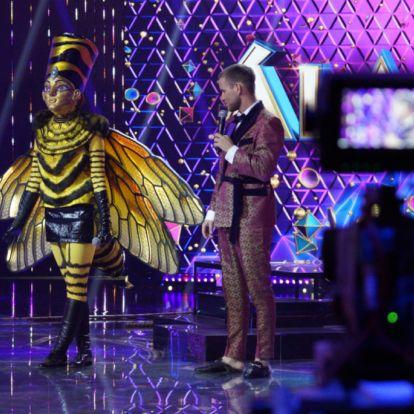 Hargitai Bea biztos benne, hogy együtt dolgozott az Álarcos énekes Méhecskéjével