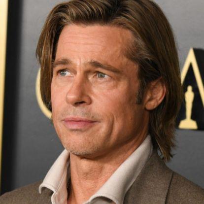 Brad Pitt nagyon kiakadt a rajongókra