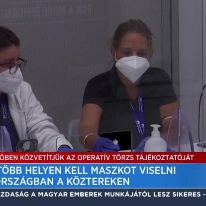 Nem tudnak gátat szabni a vírus terjedésének az európai országok