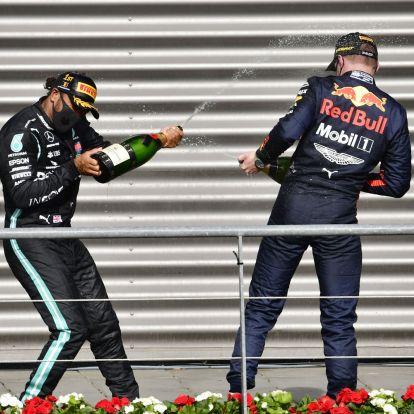 Verstappen: Minek jönne Hamilton a Red Bullhoz?