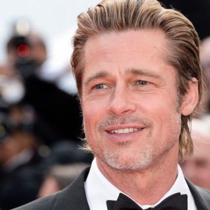 Brad Pitt kiszállt barátnője és Angelina Jolie cicaharcából