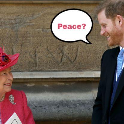 A palota elhatárolódik Harry herceg és Meghan kijelentéseitől