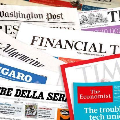 Szabad szemmel: a sajtó megroggyant az Orbán-rezsim alatt, de még nincs a földön