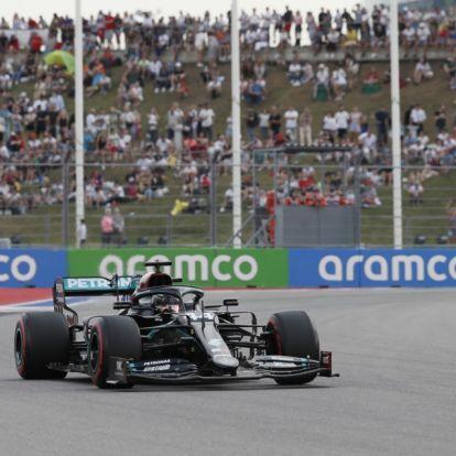Formel 1: Hamilton starter i front i Russland