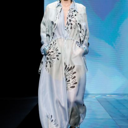 Giorgio Armani: Rather timely thoughts