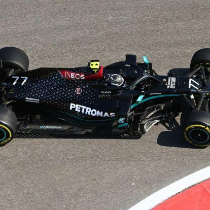 Hamilton elbukta, Bottas megnyerte az Orosz Nagydíjat