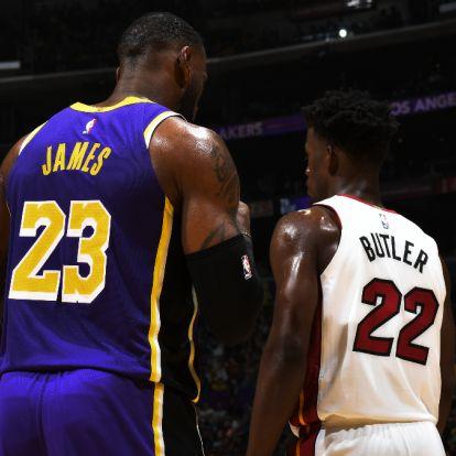 LeBron James korábbi csapata ellen játszik az NBA-döntőben