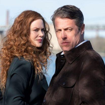 Októberben omlik össze Nicole Kidman házassága és Hugh Laurie karrierje