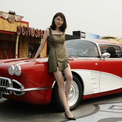 Konnektoros hibrid Corvette? Kínában létezik!