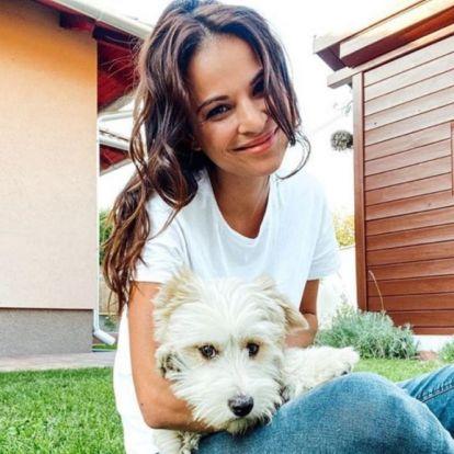 Nádai Anikó visszaadta örökbefogadott kutyáját és választott egy másikat