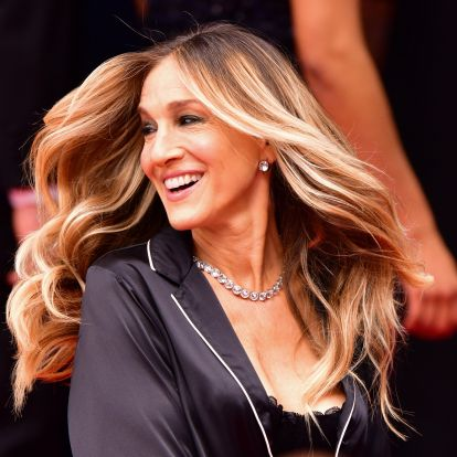 10 Ways To Style Long Hair, Courtesy Of Sarah Jessica Parker