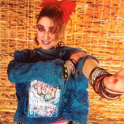 38 évvel ezelőtt jelent meg Madonna első kislemeze, de még nem tarolta le a világot