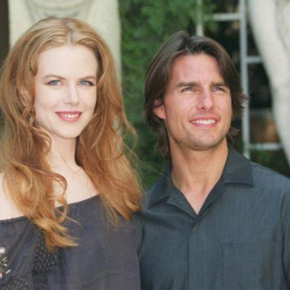 Nicole Kidman új részleteket árult el Tom Cruise-zal való házasságáról