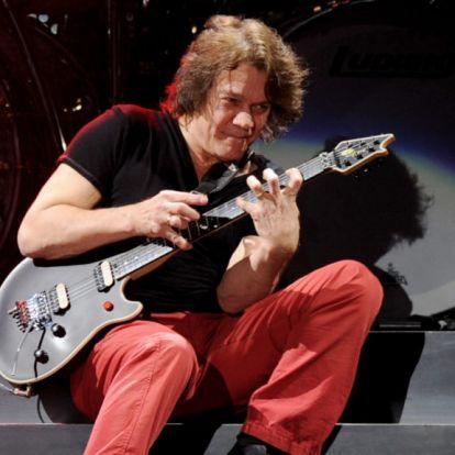 A műfaj legnagyobbjai gyászolják Eddie Van Halent