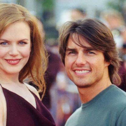 Nicole Kidman végre elmesélte, milyen volt Tom Cruise feleségének lenni
