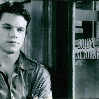 Tíz dolog, amit talán nem tudtál Matt Damonról