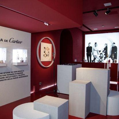 Cartier sceglie Milano per il primo hub europeo dedicato all'orologio Pasha