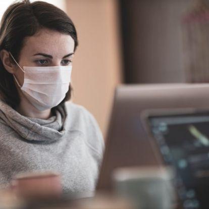 A CIB Bank vállalati összefogást hirdetett a maszkhordás népszerűsítése érdekében