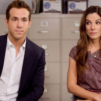 Sandra Bullock vuelve a la comedia romántica... y repite con Ryan Reynolds