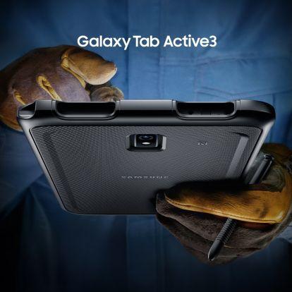 Samsung Galaxy Tab Active3 – Megoldás rázós helyzetekre