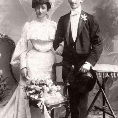 A boldogító igen – 125 éve kötöttek először polgári házasságot Budapesten