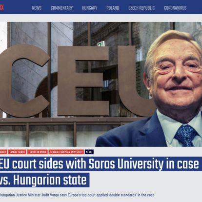 Magyar közpénzekből készül a Fidesz amerikai kampánytanácsadójának angol nyelvű híroldala