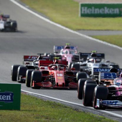 F1: délre költözik a Forma-1-es cirkusz