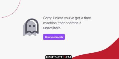 Miért is röpködnek a Twitch permabannok, amibe sajnos a TheVR is belefutott?