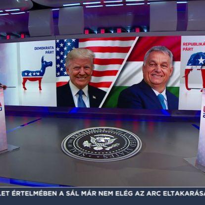 USA 2020 - meg kell emelnünk a kalapunkat David Cornstean előtt