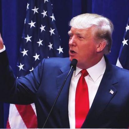 Trump az elfogult kérdések miatt otthagyta az interjút