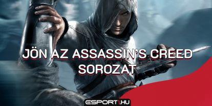 Élőszereplős Assassin's Creed sorozat érkezik Netflixre