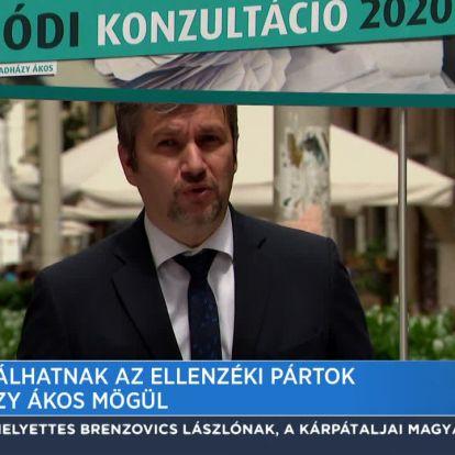 Kihátrálhatnak az ellenzéki pártok Hadházy Ákos mögül
