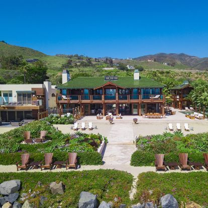 Inside Pierce Brosnans Malibu beach house – any 007 would feel at home in this $100 million pad