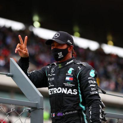 Hamilton annyi pénzt kér, hogy a Mercedesnek még a gyárépületét is bérbe kell adnia