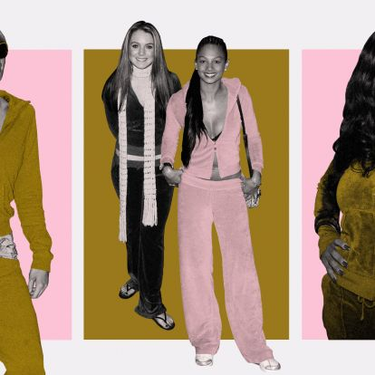 Juicy Couture's Tracksuit: An Oral History Of The Blinged-Out, Era-Defining Outfit