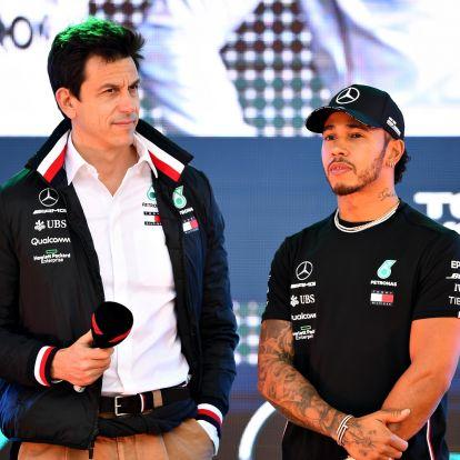 F1: Hamiltontól kevés az egy év