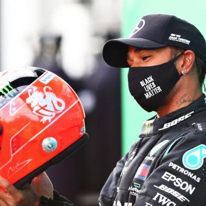 """F1: """"Hamilton négy ásszal pókerezik"""""""
