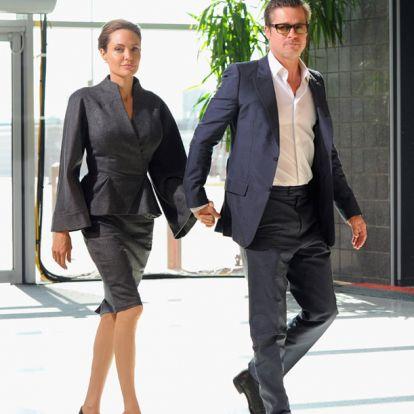 El giro de Angelina Jolie en la batalla legal con Brad Pitt