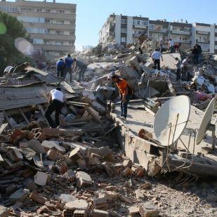 7-es erősségű földrengés rázta meg Törökországot és Görögországot