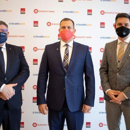 Indul a Takarék Csoport, az MKB és a Budapest Bank fúziója