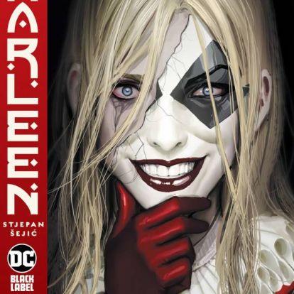 Hamarosan magyar nyelvű képregényben ismerhetjük meg Harley Quinn eredettörténetét