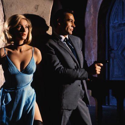 Sean Connery legjobb pillanatai James Bondként