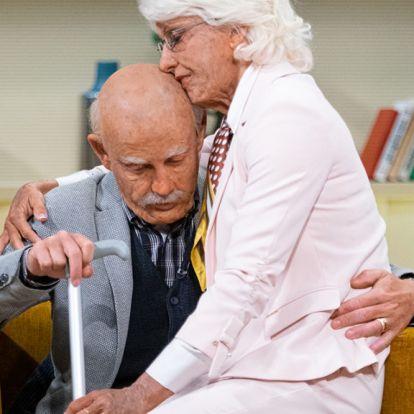 Schobert Norbi jóképű pali lesz 90 évesen